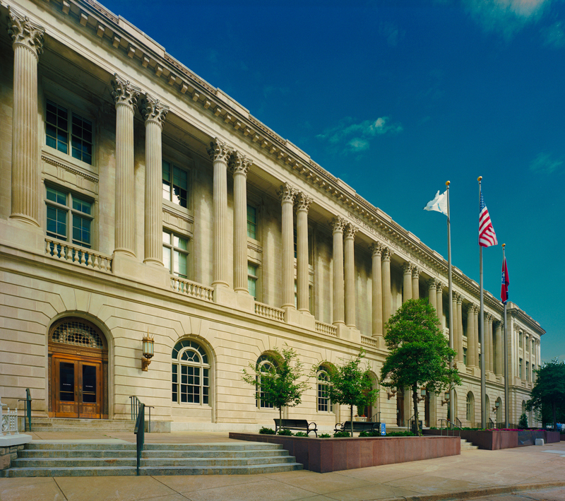 Fleming Architects The University Of Memphis Law School