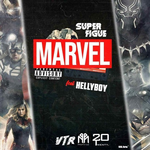 Super Figue - Marvel (Feat. HellyBoy) [Download]