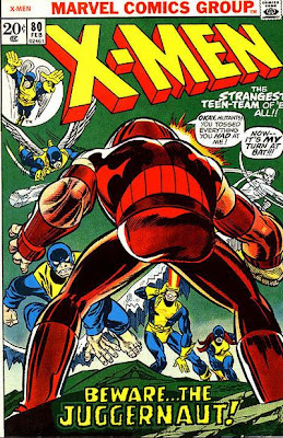X-Men #80, the Juggernaut