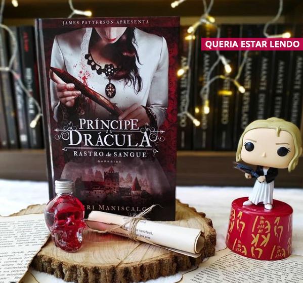 Li até a página 100 e... #91 - Príncipe Drácula: Rastros de Sangue 2