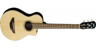 travel гитара yamaha