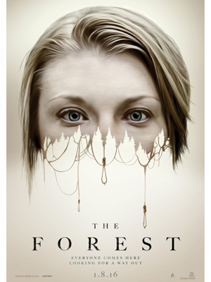 Poster The Forest 2016