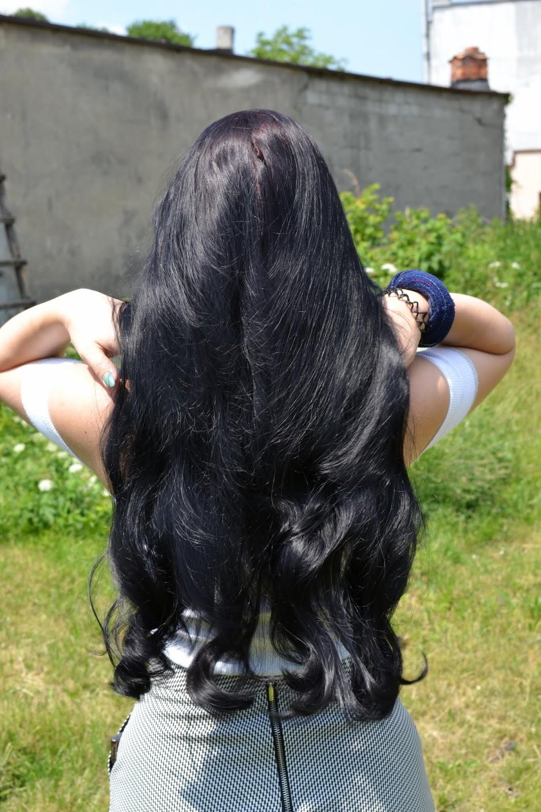Czas na włosy, nowości w użyciu, Ola