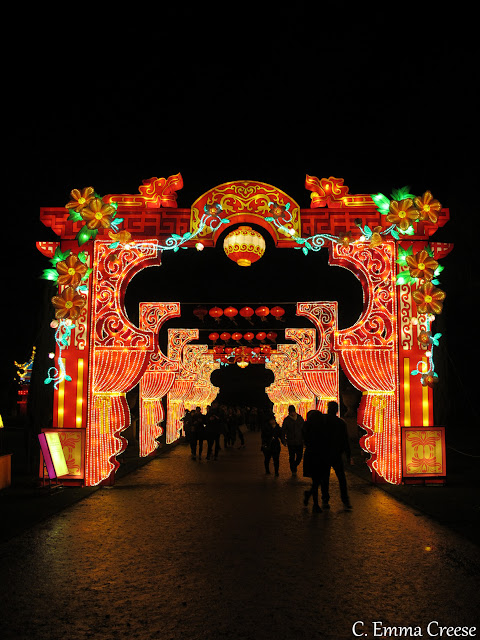 Chiswick House Chinese Lantern Festival Adventures of a London Kiwi