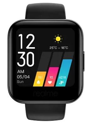 Realme Classic Smartwatch in 2021