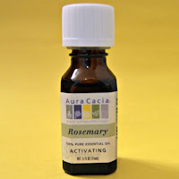 Using rosemary oil as an essential oil on my natural hair
