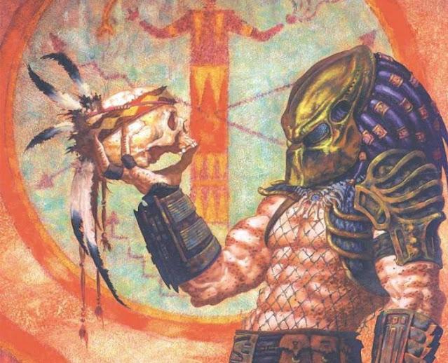 Guerreros comanches en 'Depredador 5', que empieza a rodarse en mayo