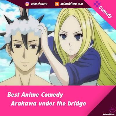 10 rekomendasi anime comedy terbaik yang bisa bikin ngakak