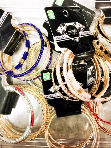 Bracelets Dollorama