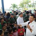 Polisi Geledah Rumah Terduga Penyerang Wiranto