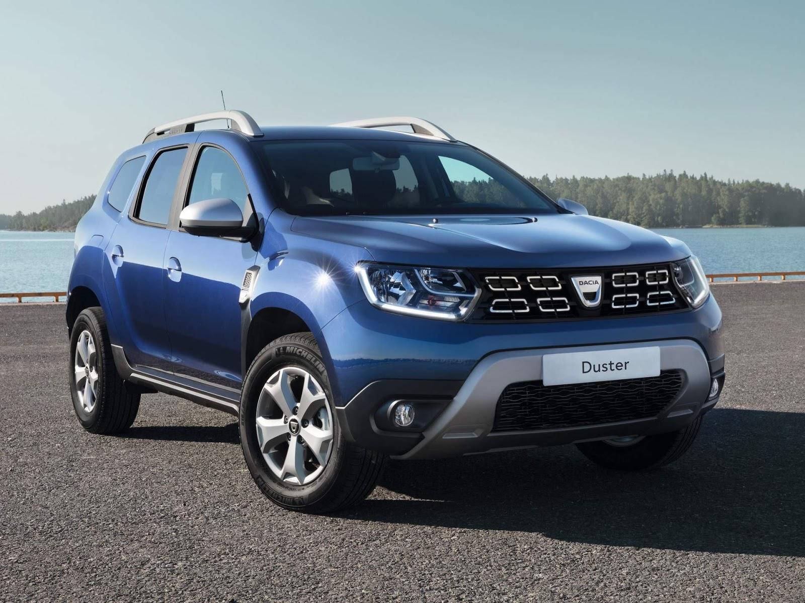 Renault Duster 2018 Fotos E Especificações Oficiais Vídeo