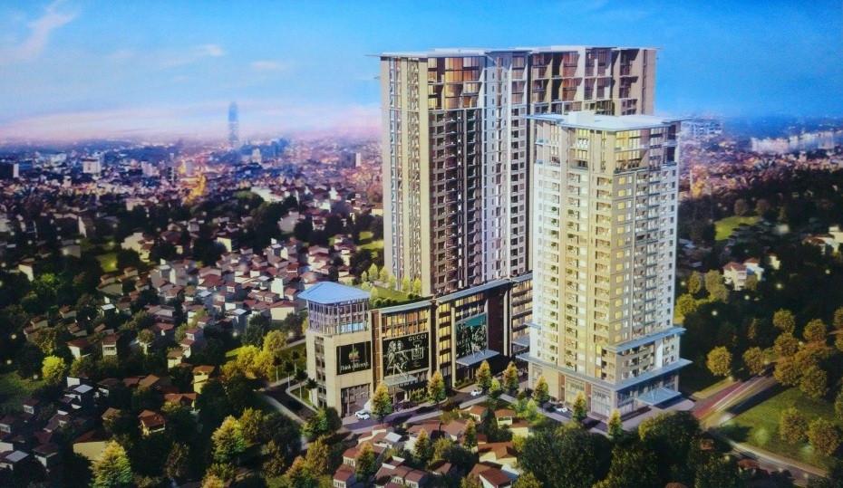 Chung Cư Sun Grand City 69B Thụy Khuê - Thụy Khuê Residence