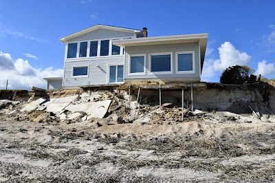 dissesto idrogeologico-cambiamenti climatici-erosione spiagge