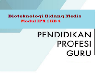 Bioteknologi Bidang Medis - Modul IPA 1 KB 4