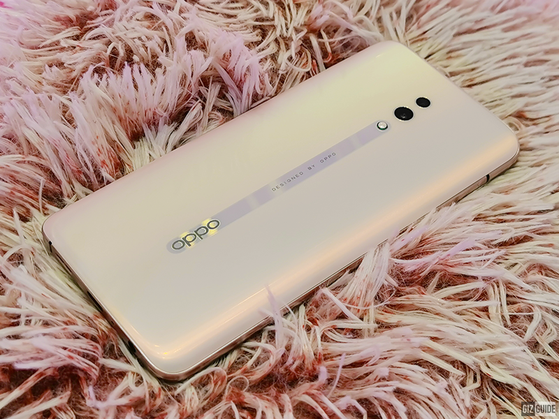 OPPO highlights limited edition Reno Sunset Rose with M·A·C at SM Megamall