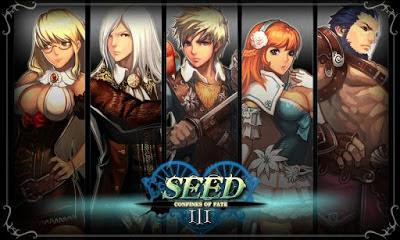 Seed III: Heroes in Time