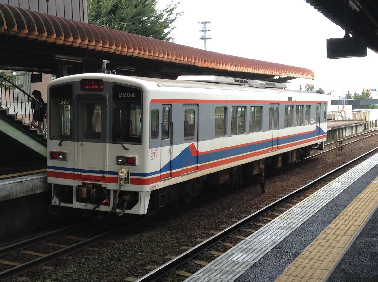 どうなる?関東鉄道常総線13 9月...