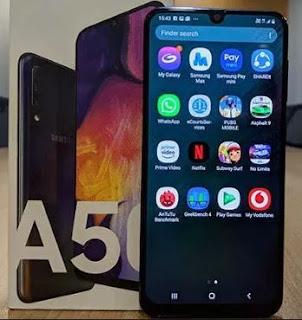 Masalah Umum di Samsung Galaxy A50