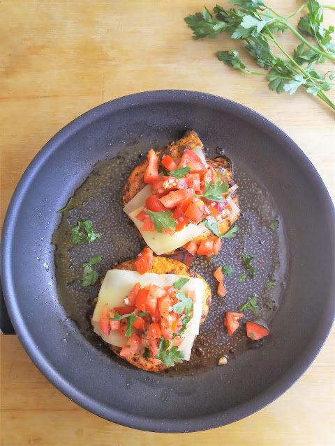 Kurczak Bruschetta / Bruschetta Chicken
