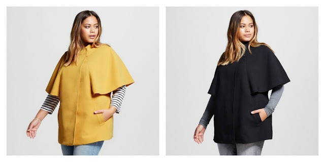 Plus Size Cape Jacket  Forever Audrey