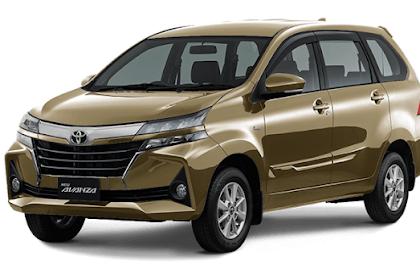 Intip Spesifikasi Toyota Avanza Seri G dan E, Mana yang Anda Pilih?