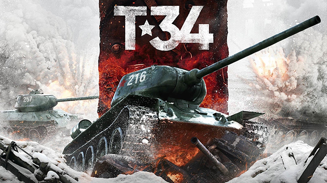 T-34 (2018) BRRip 720p Latino
