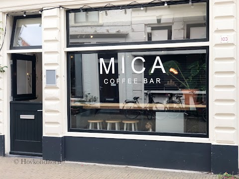 Mica Coffee Bar - Haarlem