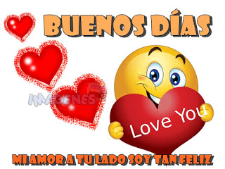 Buenos Días Corazón Deseo Que El Día De Hoy Sean