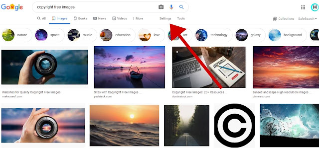 Download Copyright Free Images From Google