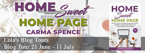 Home Sweet Home Page tour banner