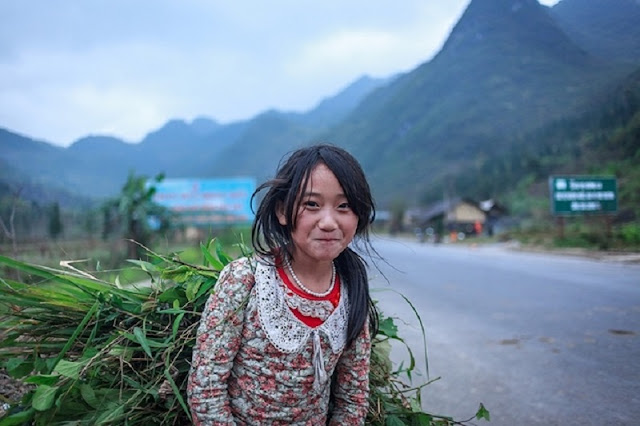The beauty of nature and people in Ha Giang 6