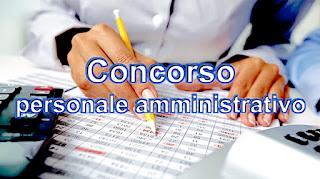 adessolavoro.com - concorso personale amministrativo