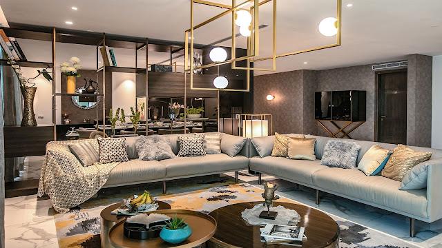 design ideas for large living room