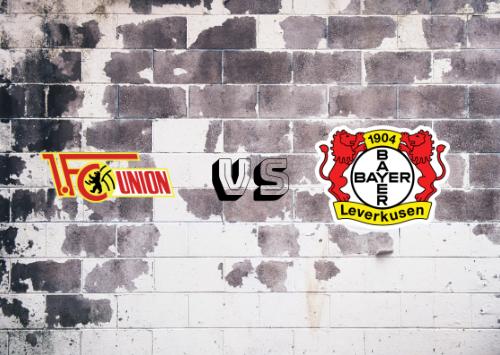 Unión Berlín vs Bayer Leverkusen  Resumen