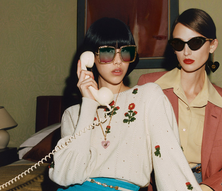 GUCCI Fall Winter 2021 Eyewear