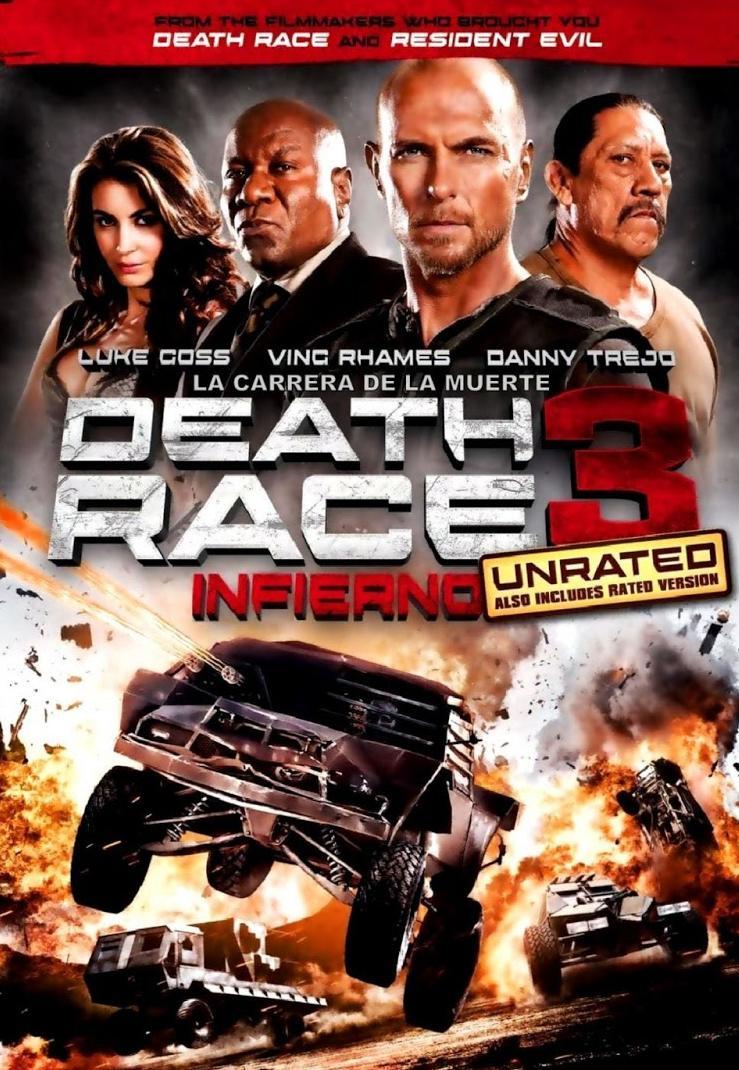 Pantano pulmón entrar  Ver >> Trailer LA CARRERA DE LA MUERTE 3 | Movie 2.0