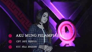 Lirik Lagu Aku Mung Pelampiasan - Nella Kharisma