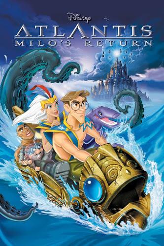 Atlantis: Milo's Return (BRRip 1080p Dual Latino / Ingles) (2003)