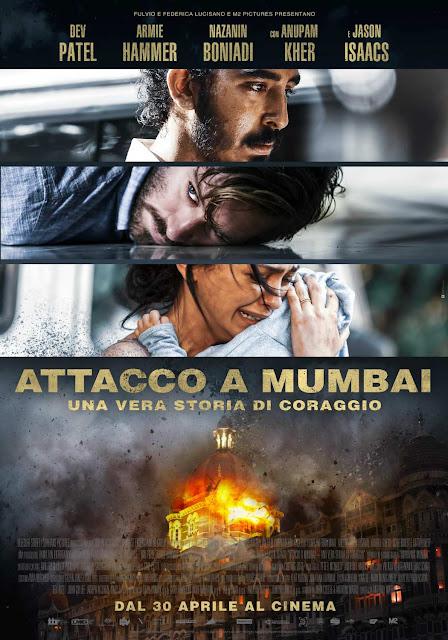 Attacco A Mumbai Dev Patel