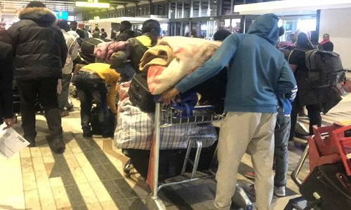 Xenophobia: 320 more Nigerians to return from South Africa today