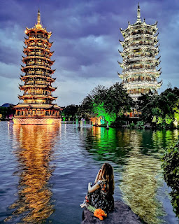 Places to live in China study and relax