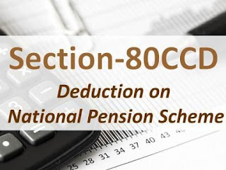 Section 80CCD Deduction and Eligibility | NPS | APY | in India