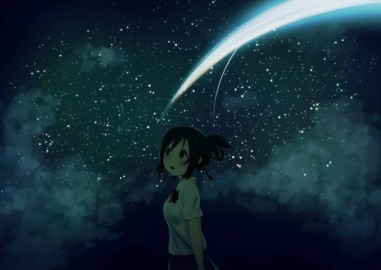 AowVN%2B%252819%2529 - [ Hình Nền ] Anime Your Name. - Kimi no Nawa full HD cực đẹp | Anime Wallpaper