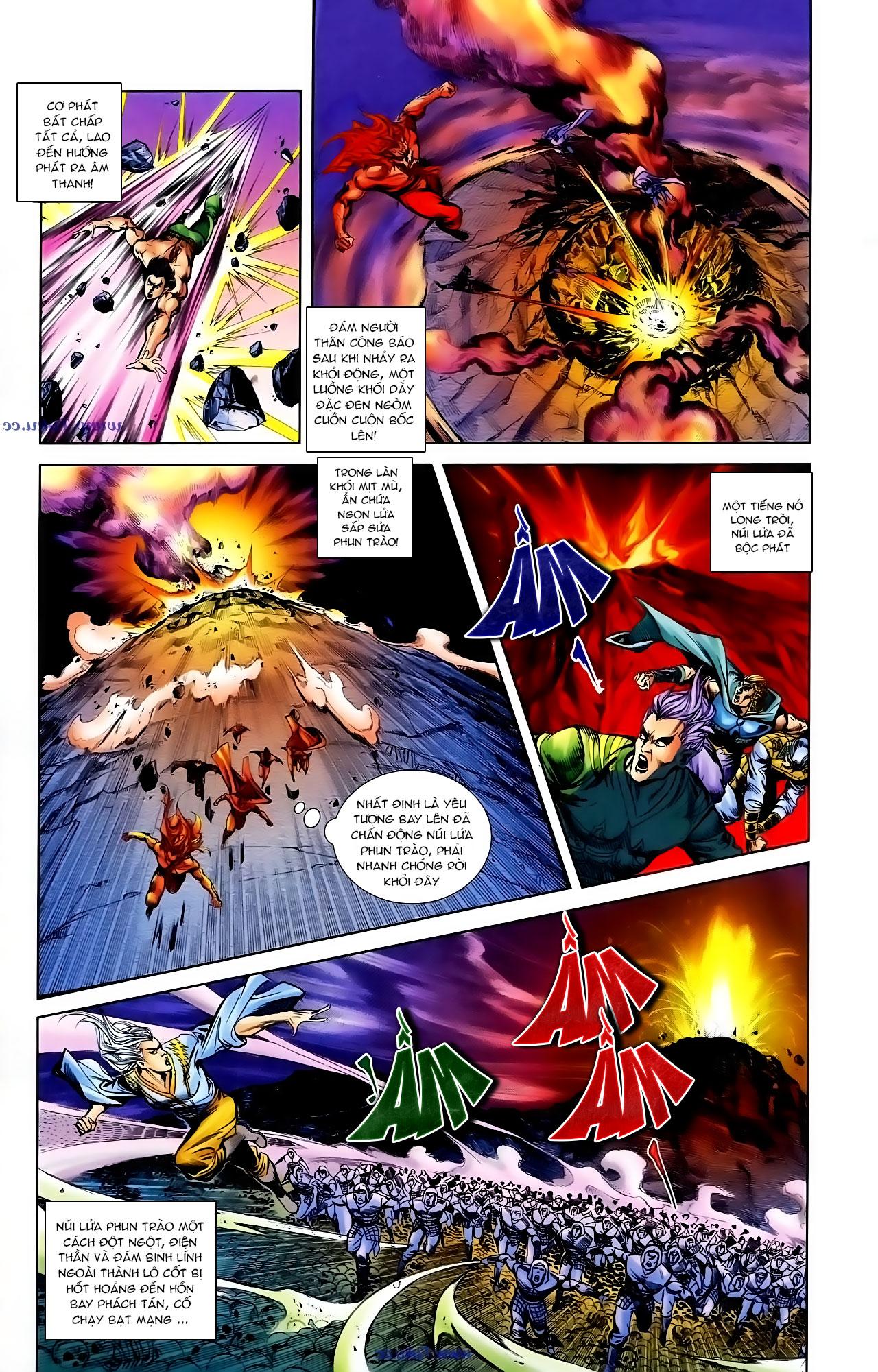 Cơ Phát Khai Chu Bản chapter 103 trang 6