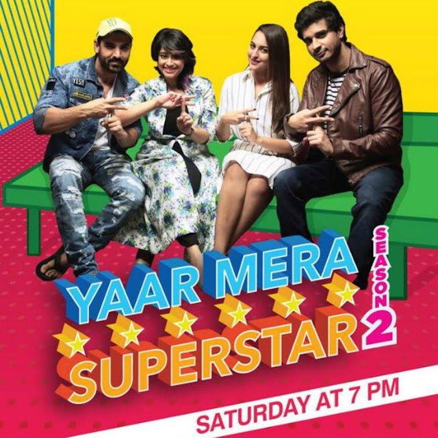 'Yaar Mera Superstar Season 2' Chat Show on Zoom Tv Plot Wiki,Timing,Promo,Host