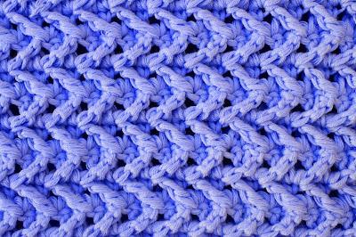 2 - Crochet Imagen Puntada especial para abrigos y jerseys por Majovel Crochet