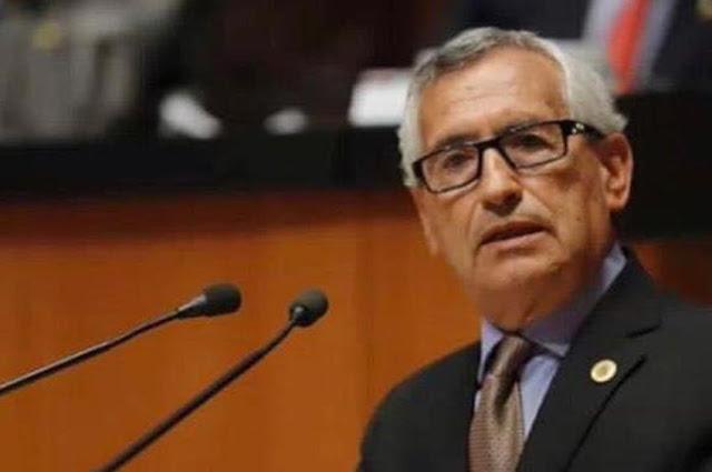 Error del INE, pretender censurar conferencias del Presidente: Raúl Bonifaz