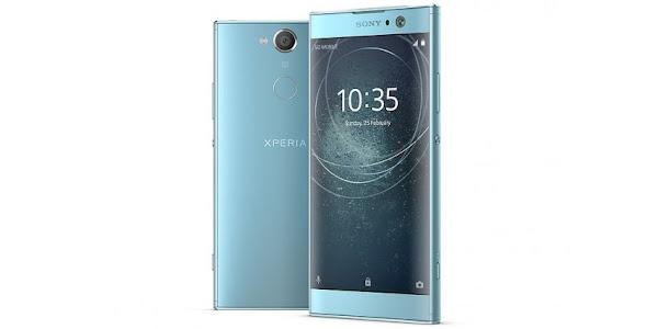 Sony Xperia XA2 (blue)