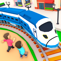 Idle Sightseeing Train – Game of Train Transport Mod Apk