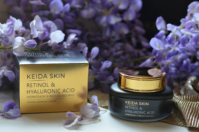 crema cu extract de melc Keida Skin